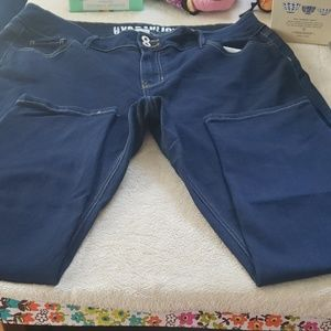 Perfect condition hydraulic jeans